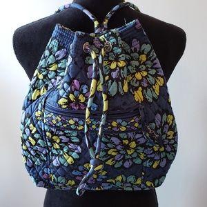 Vera Bradley Cinch style Back Pack